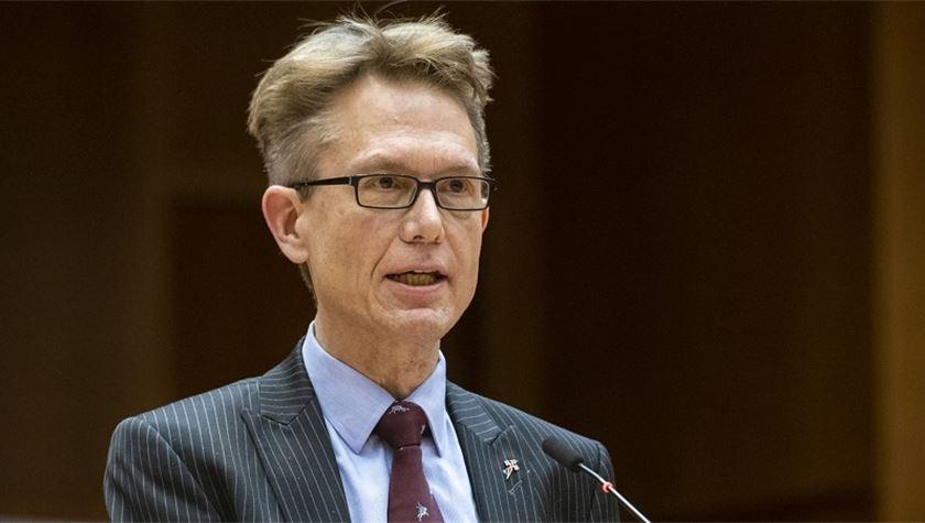 Von der Leyen should consider resigning over vaccine rollout 'shambles',  says Gunnar Beck