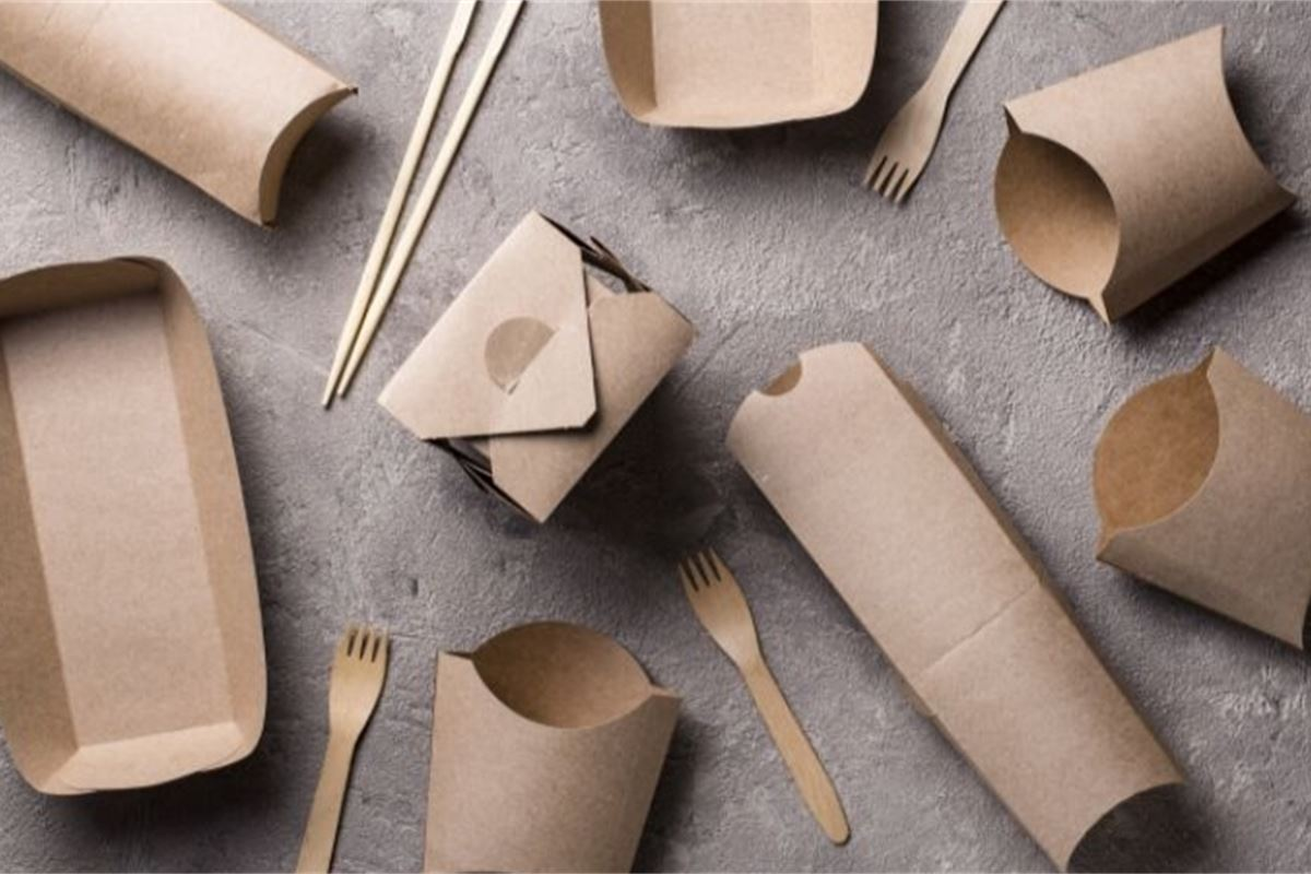 "Paper food packaging ""not as innocent as it seems"", says consumer body"
